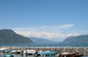 lac Aix les Bains