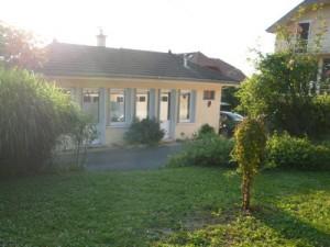 maison en location à Aix les Bains cures et vacances