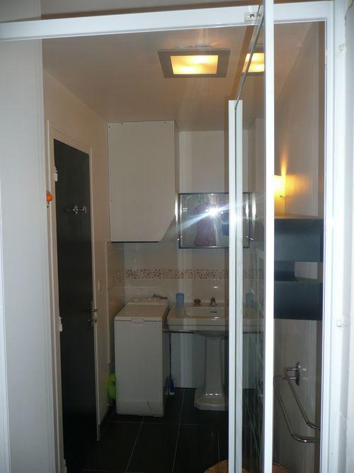 salle de bains aix les bains appartement
